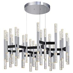 Champagne Sonata LED Chandelier (48 Lights) - OPEN BOX