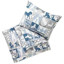 Chevalier Duvet Set (Marine/Twin) - OPEN BOX RETURN