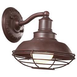 Circa 1910 Outdoor Wall Lantern