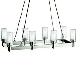 Circolo Rectangle Chandelier