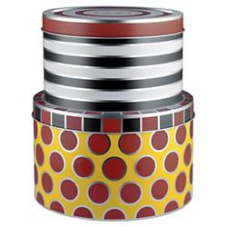 Circus Set of 2 Storage Boxes