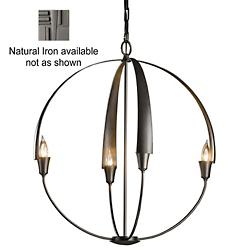Cirque Chandelier (Natural Iron/Large) - OPEN BOX RETURN