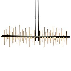 Cityscape Large LED Linear Suspension