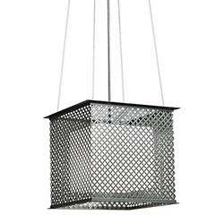 Clarus Cube Pendant with Diffuser