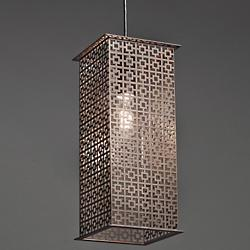Clarus Square Mini Pendant