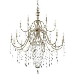 Collana 2-Tier Chandelier