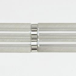 Conductive Connectors for 2 Circuit Monorail