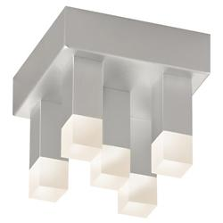 Connetix LED Flushmount (5 Lights) - OPEN BOX RETURN