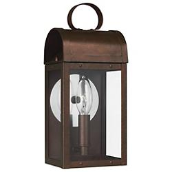 Conroe Outdoor Wall Sconce