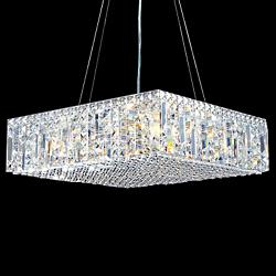 Contemporary Square Chandelier