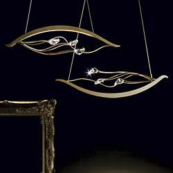 Courbé Duet LED Pendant