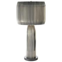 Crimp Table Lamp
