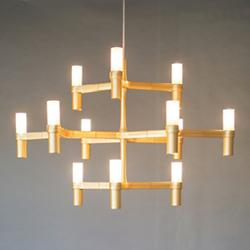 Crown Minor Chandelier (Gold) - OPEN BOX RETURN