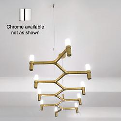Crown Plana Linea Suspension (Chrome) - OPEN BOX RETURN