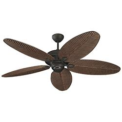 Cruise Outdoor Ceiling Fan (Roman Bronze) - OPEN BOX RETURN