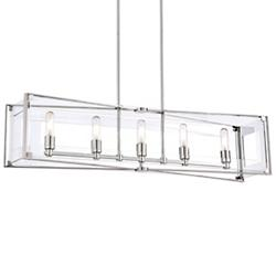 Crystal Clear Linear Suspension
