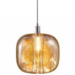 Cubie Pendant (Amber/LED) - OPEN BOX RETURN
