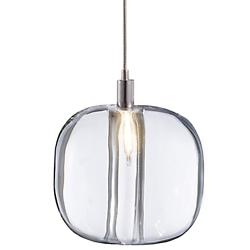 Cubie Pendant (Clear/LED) - OPEN BOX RETURN