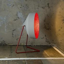 Cyrus Cemento Floor Lamp