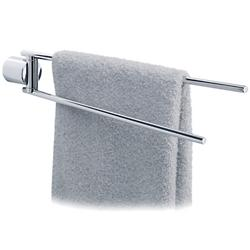 DUO 2-Arm Towel Rail (Polished) - OPEN BOX RETURN