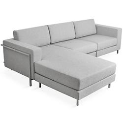 Davenport Bi-Sectional Sofa