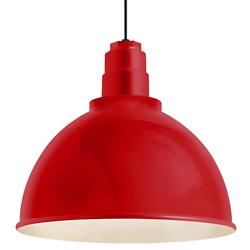 Deep Reflector Outdoor Pendant
