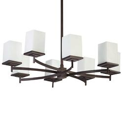 Delta 8-Light Chandelier