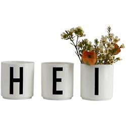 Design Letters Cup A-Z