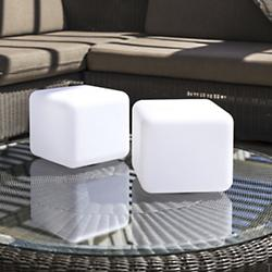 Dice S LED Indoor/Outdoor Lamp