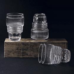 Diesel Machine Collection Drinking Glass Set of 3