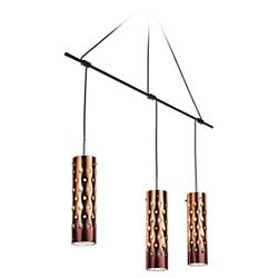 Dimple Linear Multi-Light Pendant