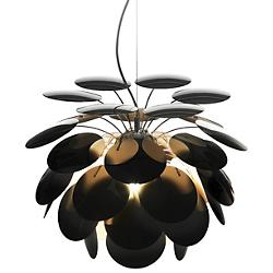 Discoco Pendant (Black/Gold/14 inch) - OPEN BOX RETURN