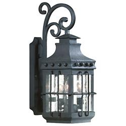 Dover Outdoor Wall Sconce (Medium) - OPEN BOX RETURN
