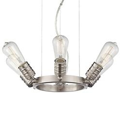 Downtown Edison Uplight Chandelier