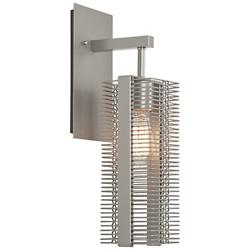Downtown Mesh Indoor Wall Sconce
