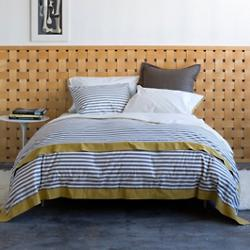Draper Stripe Duvet Cover