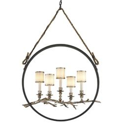 Drift Chandelier