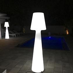 Ela LED Floor Lamp