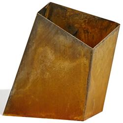Element Planter (Corten Steel/19 inch) - OPEN BOX RETURN