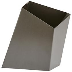 Element Planter (Pewter/16 inch) - OPEN BOX RETURN