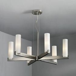 Elf Chandelier (Satin Nickel) - OPEN BOX RETURN