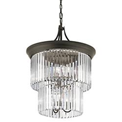 Emile Foyer Chandelier