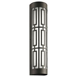Empire Outdoor LED Wall Sconce