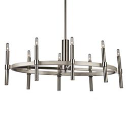Encore Oval Chandelier