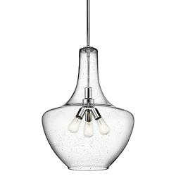 Everly Large 3 Light Pendant
