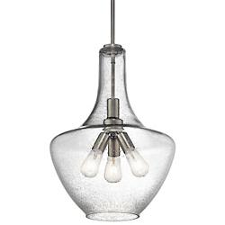 Everly Small 3 Light Pendant