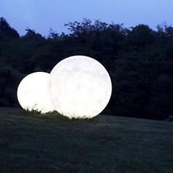 Ex.Moon Outdoor Lamp
