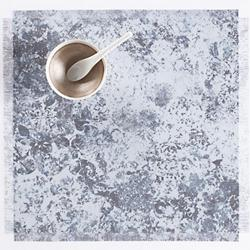 Faded Floral Square Tablemat
