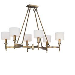 Fairmont 6-Light Linear Chandelier