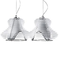 Faretto Double Pendant